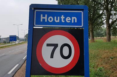 We zijn gevestigd in Houten